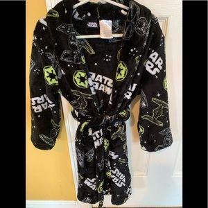 Boys Star Wars robe